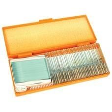 Набор готовых микропрепаратов LEVENHUK N38 NG (38 образцов, стекла), 29278
