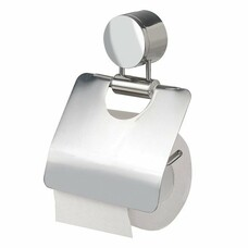 Держатель для туалетной бумаги ЛАЙМА нержавеющая сталь, зеркальный, 601620
