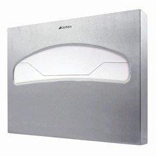 Диспенсер для покрытий на унитаз KSITEX (Система V1), 1/2 сложения, нержавеющая сталь, матовый, TC-506-1/2