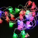 Электрогирлянды и световые фигуры