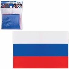 Флаг РФ, 90х135 см, упаковка с европодвесом, 550021