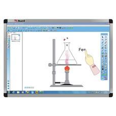 """Интерактивная доска 100"""" IQBOARD RPT100, оптическая, 218х134 см, 16:10, USB, 10 пользователей"""