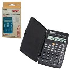 Калькулятор STAFF инженерный STF-245, 10 разрядов, 120х70 мм