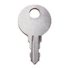 Ключ для диспенсеров с металлическим замком TORK Wave, металлический, 470068
