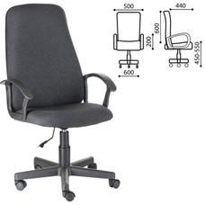 """Кресло офисное """"Элемент"""", СН 289, с подлокотниками, серое"""