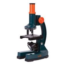 Микроскоп детский LEVENHUK LabZZ M2, 100-900 кратный, монокулярный, 3 объектива, 69740