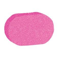 "Мочалка губка, поролон, 9 г (4х9,5х14 см), розовая, ""Овал"", TIAMO ""Original"", 12625"
