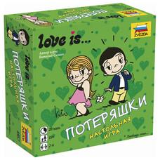 """Игра настольная детская карточная """"Love is…Потеряшки"""", в коробке, ЗВЕЗДА, 8957"""