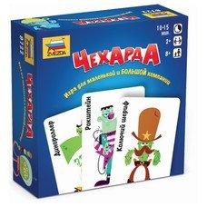 """Игра настольная детская карточная """"Чехарда"""", в коробке, ЗВЕЗДА, 8722"""