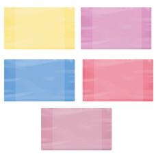 Обложка ПЭ для дневников и тетрадей ПИФАГОР, цветная, 60 мкм, 210*350 мм, 22хххх, 227422