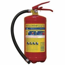 Огнетушитель порошковый ОП-4, АВСЕ (твердые, жидкие, газообразные вещества, элементы установки), МИГ, 111-06