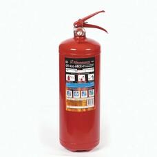 Огнетушитель порошковый ОП-4, АВСЕ (твердые, жидкие, газообразные вещества, электрические установки) закачной, ЗПУ Алюм, ЯРПОЖ, УТ-00001651