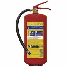 Огнетушитель порошковый ОП-8, АВСЕ (твердые, жидкие, газообразные вещества, элементы установки), МИГ, 111-12
