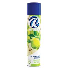 """Освежитель воздуха аэрозольный 300 мл, RIO ROYAL (Рио Роял), """"Зелёное яблоко"""", 00000139"""