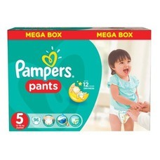 "Подгузники-трусики 96 шт., PAMPERS (Памперс) ""Active Baby Pants"", размер 5 (12-18 кг)"