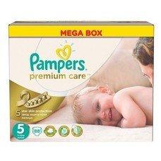 Подгузники 88 шт., PAMPERS (Памперс) Premium Care, размер 5 (11- 18 кг), PA-81578281