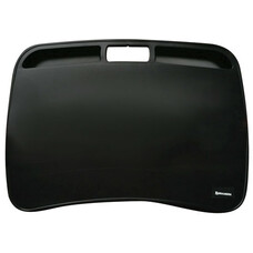 Столик-подставка с мягкими подушками, для ноутбука и творчества BRAUBERG, 480*335мм,, 512668