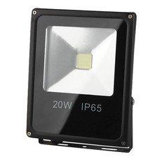 """Прожектор светодиодный """"ЭРА"""", 20 Вт, 6500 К, 35000 ч., класс защиты IP65, LPR-20-6500К-М"""