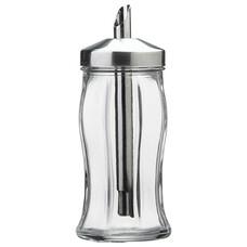 Сахарница с дозатором, объем 260мл, Black&White, PASABAHCE, 80078