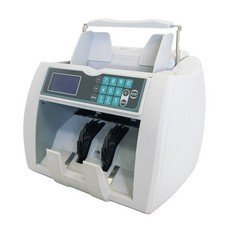Счетчик банкнот MERCURY C-3, 600/1000/1200/1900 банкнот/мин., УФ детекция, фасовка, серый