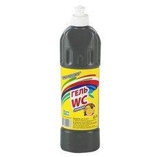 """Средство для уборки туалета 500 мл, WIPERRI WC (Вайперри) """"Лимон"""", гель"""