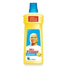 """Средство для мытья пола и стен 750 мл, MR.PROPER (Мистер Пропер) """"Лимон"""""""