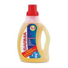 """Средство для мытья пола 750 мл, SARMA (Сарма) """"Лимон"""", антибактериальное, концентрат, 9088"""