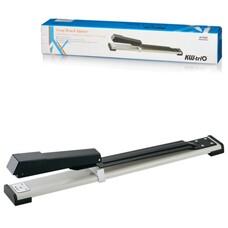 Степлер KW-trio брошюровочный №24/6-26/6, до 20 листов, глубина захвата до 317 мм, серый/черный, -5900