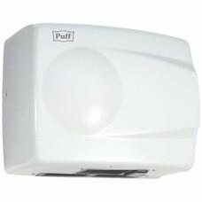 Сушилка для рук PUFF-8828W, 1500 Вт, время сушки 30 секунд, металл, белая