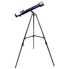 Телескоп LEVENHUK Strike 60 NG, рефрактор, 2 окуляра, ручное управление, для начинающих, 29269