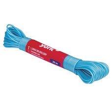 Шнур (веревка) для белья пластиковый, 20 м, цвет ассорти, YORK, 96810