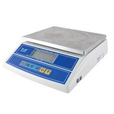 Весы фасовочные MERCURY M-ER 326F-32.5 LCD (0,1-32 кг), дискретность 5 г, платформа 255x210 мм, без стойки