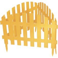"""Забор декоративный """"Винтаж"""", 28 х 300 см, терракот// Palisad [65015]"""