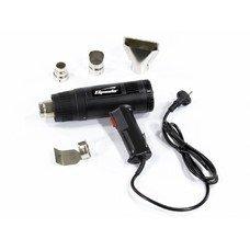 Пистолет горячего воздуха 2000Вт, 300-500л/мин., 350-550град. Sparta [94812]