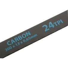 Полотна для ножовки по металлу, 300 мм, 24TPI, Carbon, 2 шт. Gross [77719]