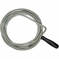 Трос для прочистки труб, L - 3 м, D - 6 мм СибрТех [92460]