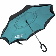 Зонт-трость Gross [69701] (голубой)
