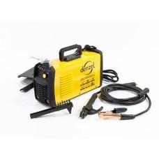 Аппарат инверторный для дуговой сварки ММА-160CI, 160 А, ПВР 80%, диам. 1,6-4 мм Denzel [94337]