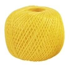 Шпагат полипропиленовый желтый, 60 м, 1200 текс СибрТех [93974]