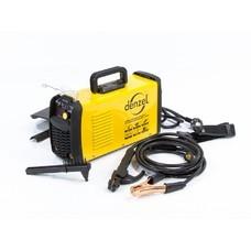 Аппарат инверторный для дуговой сварки ММА-180CI, 180 А, ПВР 80%, диам. 1,6-5 мм Denzel [94338]