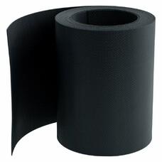 Бордюрная лента, 15 х 900 см, черная//Palisad [64478]
