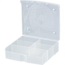 Блок для мелочей (14 x 13 см) прозрачный матовый СибрТех [90721]