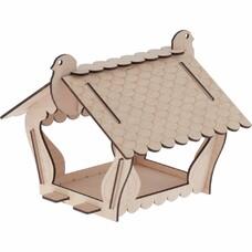Кормушка для птиц, Шале Palisad [64002]