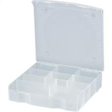 Блок для мелочей (17 x 16 см) прозрачный матовый СибрТех [90722]