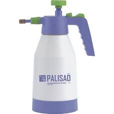 Опрыскиватель ручной, усиленный 1 литр, с насосом, поворотный распылитель, клапан сброса давления Palisad [64733]