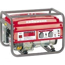 Генератор бензиновый Kronwerk KB 2500 2.4 кВт [94691]