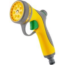 Пистолет распылитель (пластиковый 7-режимов полива) Palisad LUXE [65163]