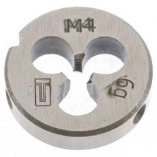 Плашка М4 х 0,7 мм СибрТех [77009]