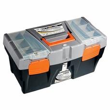 """Ящик для инструмента, 590 х 300 х 300 мм (24""""), пластик Stels [90706]"""