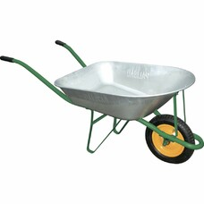Тачка садовая грузоподъемность 160 кг, объем 78 литров Palisad [689153]